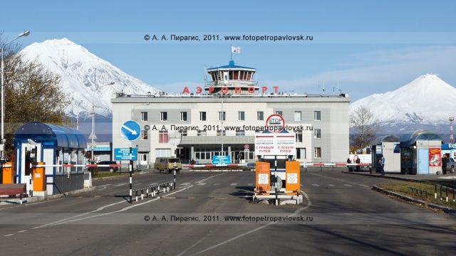 Трансфер Петропавловск-Камчатский — аэропорт Елизово