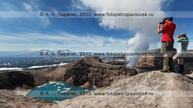 Трансфер Петропавловск-Камчатский — вулкан Горелый