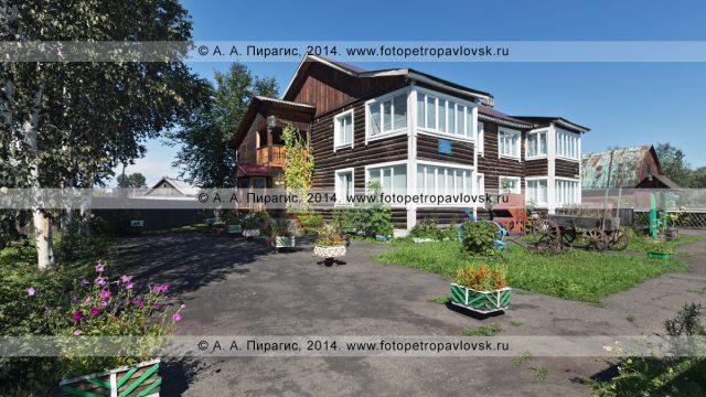 Трансфер город Петропавловск-Камчатский — село Мильково — город Петропавловск-Камчатский