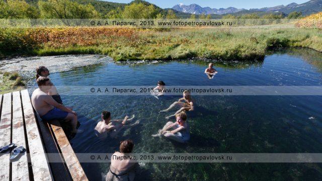 Трансфер Петропавловск-Камчатский — Малкинские горячие источники
